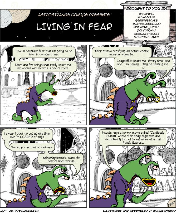 Living in Fear
